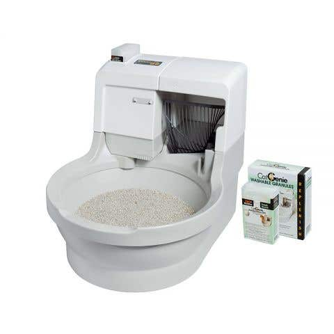 CatGenie 120 Self-Washing Cat Litter Box