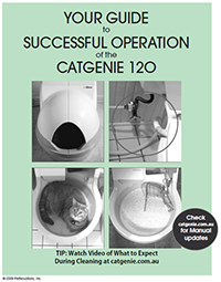Your guide to successful CatGenie operation manual